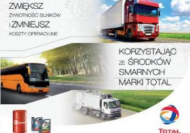Katalog olejów dla transportu
