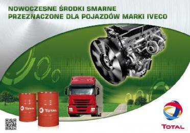 Katalog dla pojazdów marki Iveco