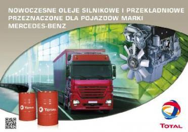 Katalog dla pojazdów marki Mercedes
