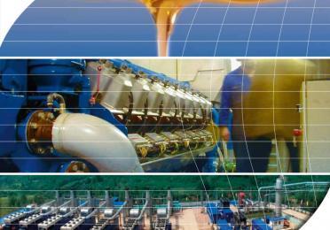Nateria - oleje do silników gazowych